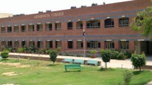 Aryabhatta College