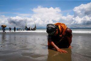 Danish Siddiqui: Rohingya Refugee